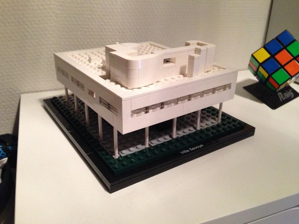Original av Le Corbusier